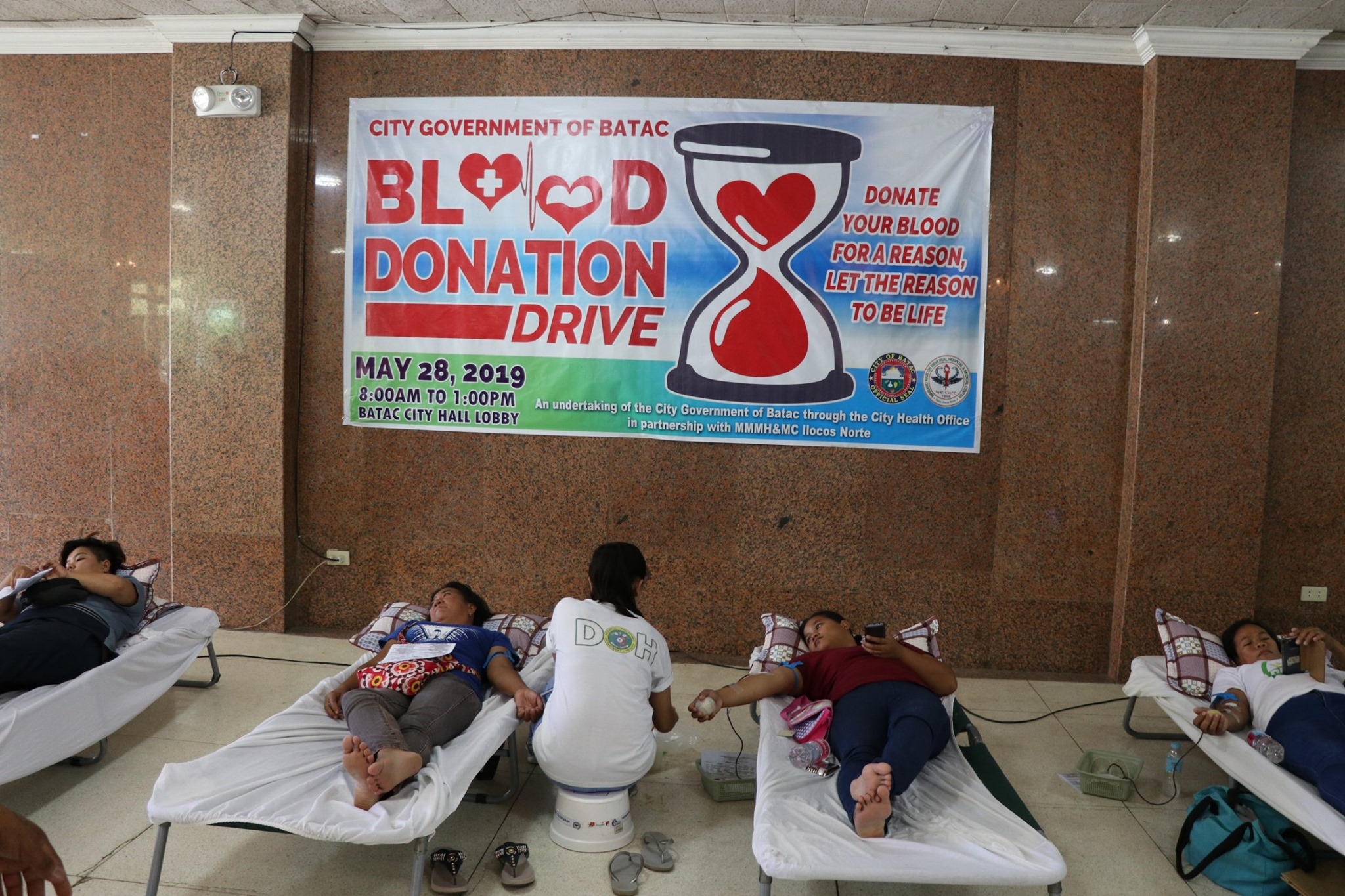 Blood Donation Drive – Q2 2019