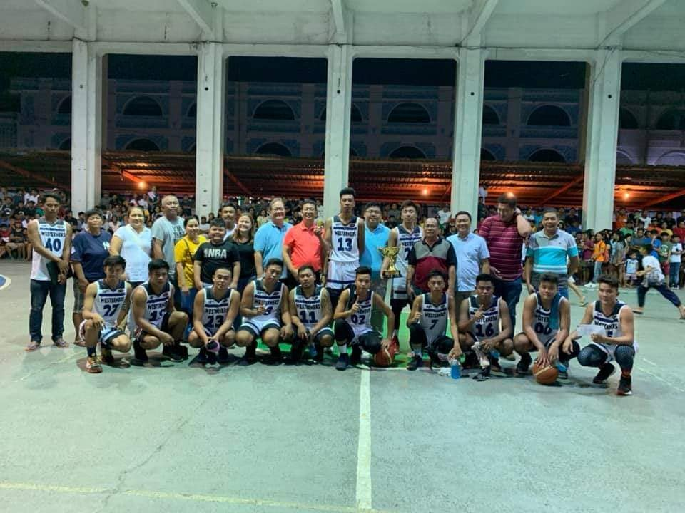 2019 Inter-Barangay Basketball Tournament CHAMPIONS!