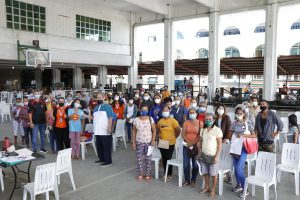 Distribution of SHOP-IN Vouchers to 200 PWDs